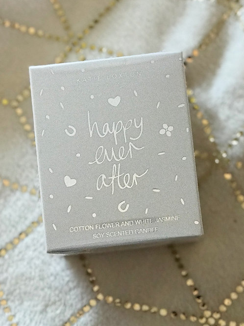 Happy Ever After Scented Candle