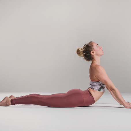 9 Shapes: Yin Yoga for the Spine