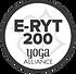 E-RYT 200 Badge