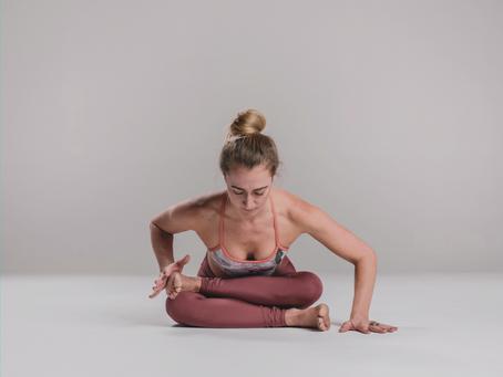 9 Shapes: Yin Yoga for the Sacral Chakra