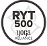 RYT 500 badge