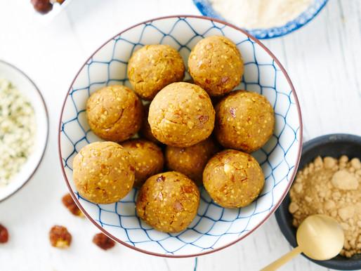 Goldenberry Bliss Balls