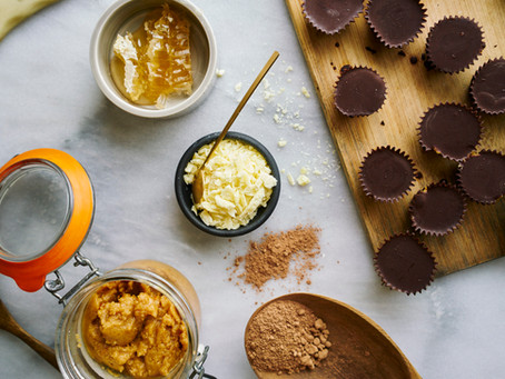 Raw Macadamia Butter Cups