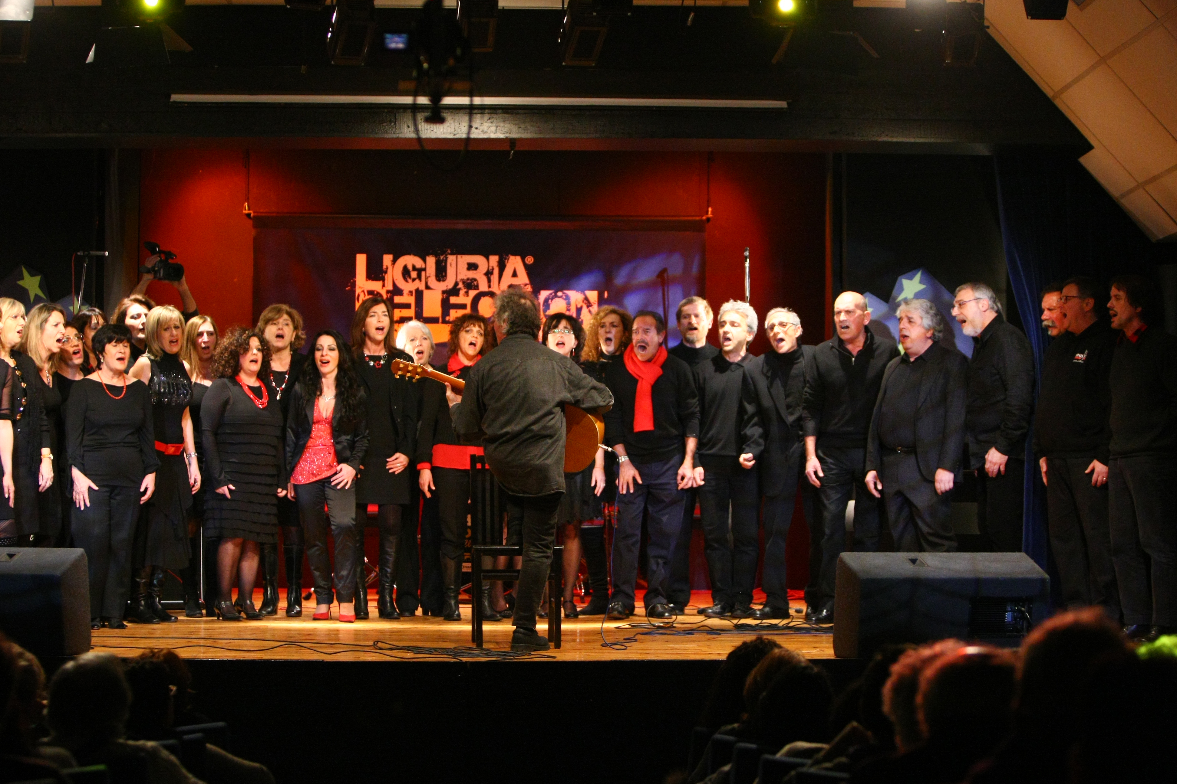 8 GENNAIO E 12 FEBBRAIO 2011 - CONCORSO LIGURIA SELECTION - Contralti fino a viv