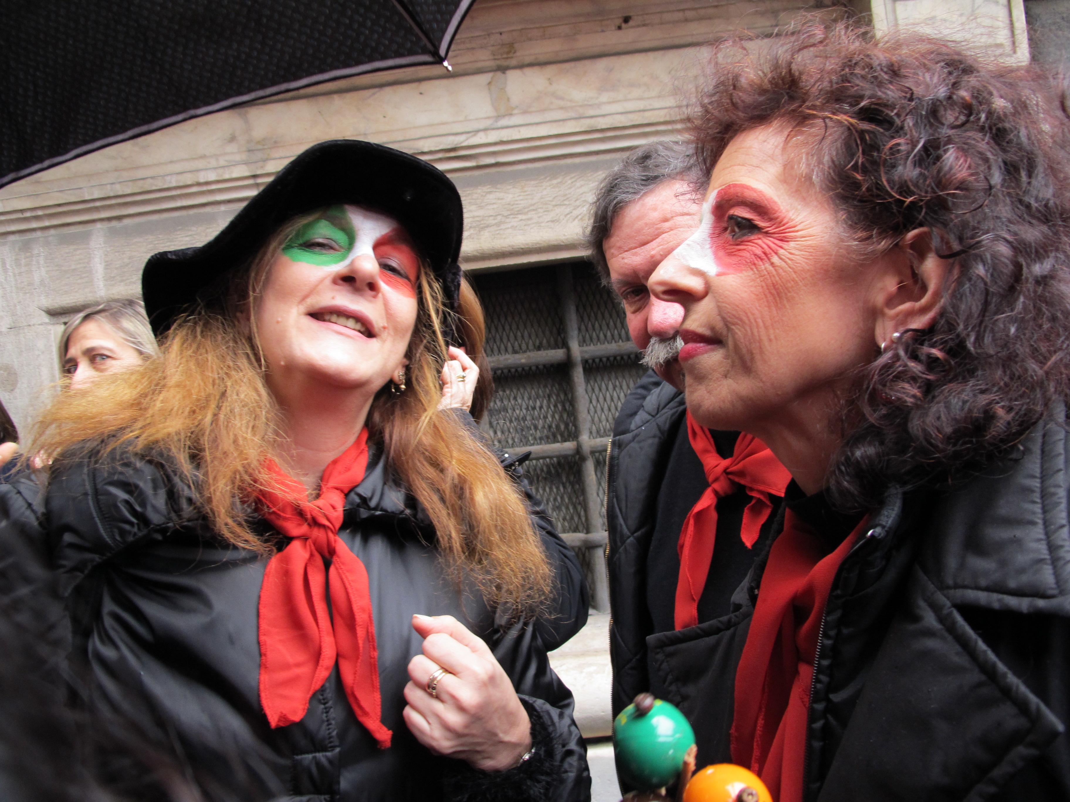 12 MARZO 2011 - GENOVA DEI MILLE - CON ALLOISIO E DE SCALZI Monica e Paola100..j