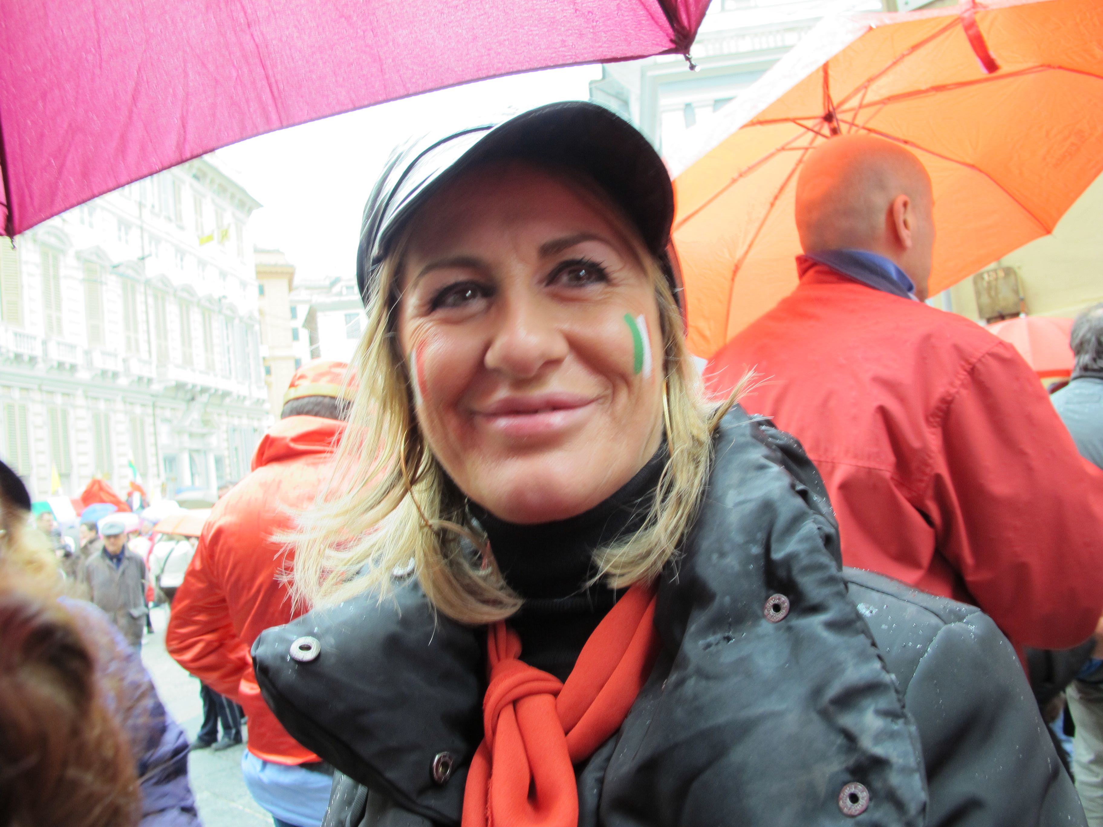 12 MARZO 2011 - GENOVA DEI MILLE - CON ALLOISIO E DE SCALZI Viviana.jpg