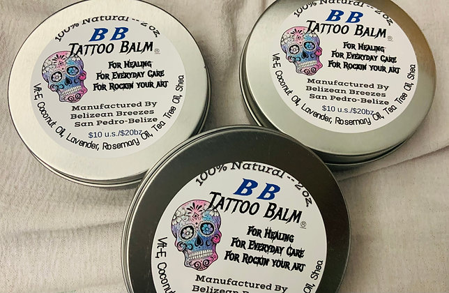 BB Tattoo Balm
