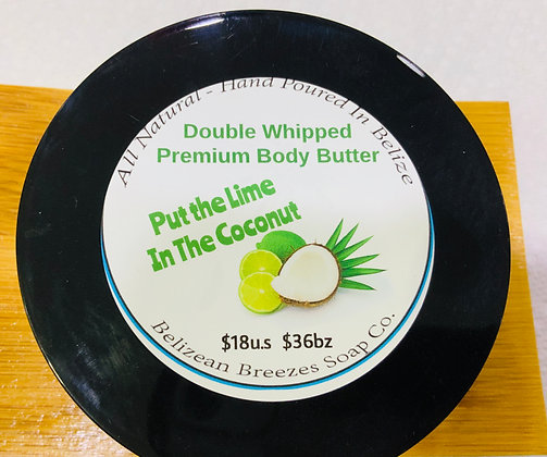 Lime in Da Coconut Body Butter