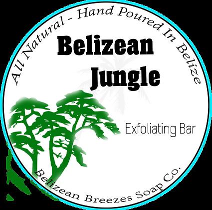 Belizean Jungle Soap-BODY SOAP BAR