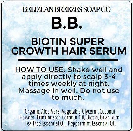 B.B. Biotin Super Growth Hair Serum