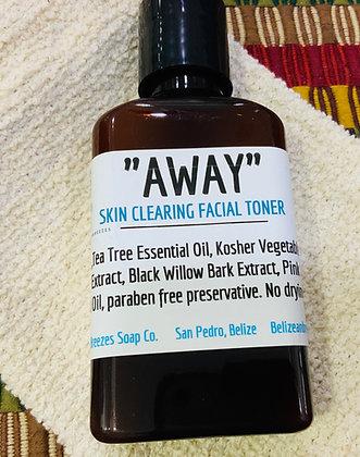 AWAY Anti Acne Facial Toner