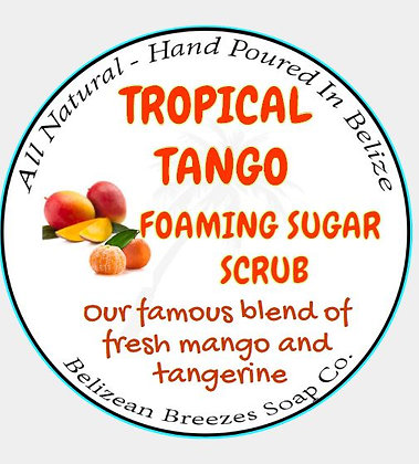 TROPICAL TANGO_mango-Tangerine