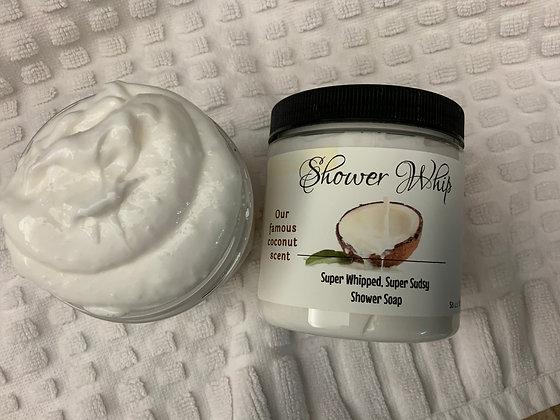 Foaming Shower Whip-Coconut