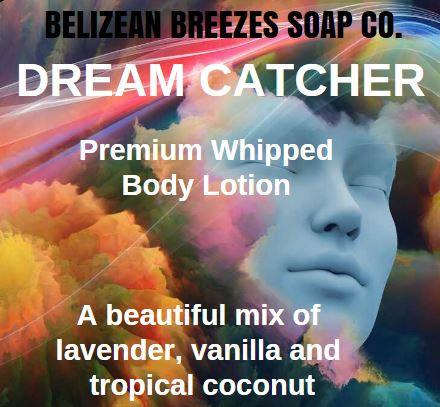 Premium Whipped Body Lotion DREAM CATCHER