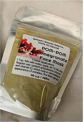 Pom-Pom ( Pomegranate)Face Mask