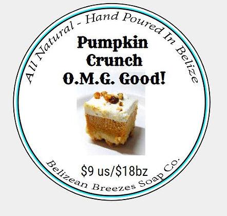 Pumpkin Crunch OMG Good!