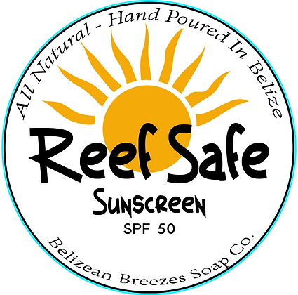 Reef Safe Sunscreen- Healthy for the skin-Safe for the kiddos