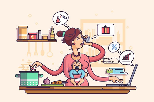 Factoring-in-Family-Chores-Working-Moms-