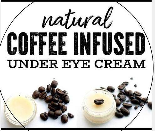 SMALL JAR- Coffee infused Eye Cream