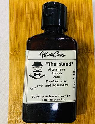 The Island After Shave Splash