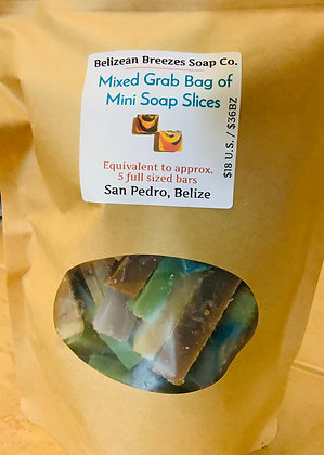 LARGE Eco Bag of Soap Slices