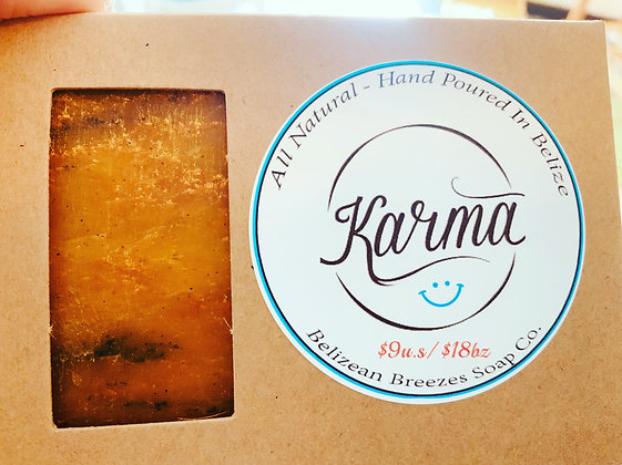 KARMA- bar soap