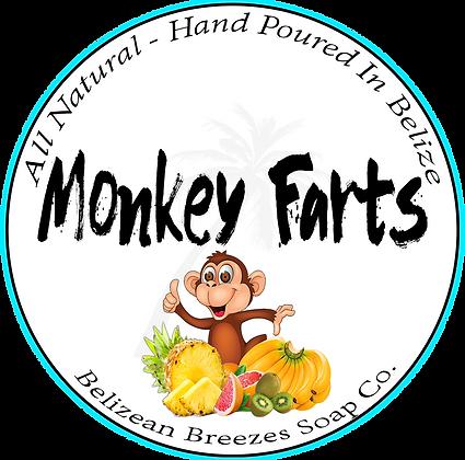 Monkey Farts-Large Bar