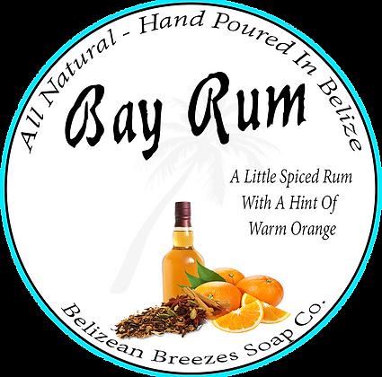 Bay Rum-BODY SOAP BAR