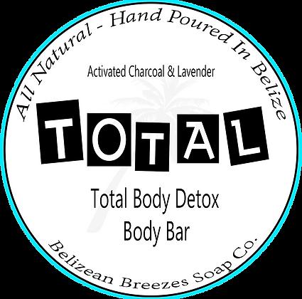 """TOTAL""  Body Detox Bar!"