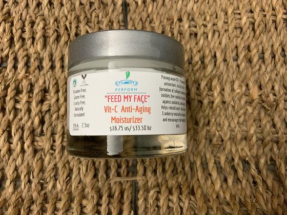FEED Vit-C My Face Moisturizer NEW LARGER JARS!