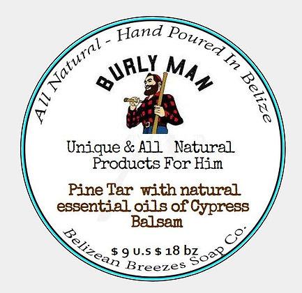 Burly Man Bar!