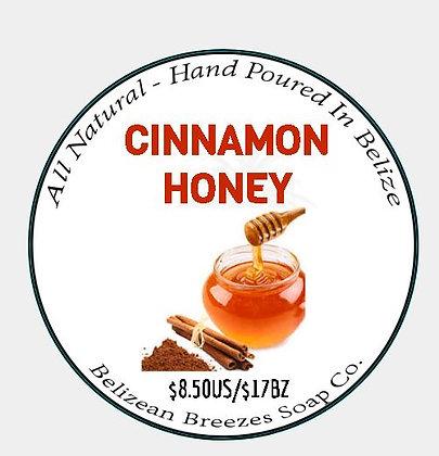 CINNAMON HONEY BAR