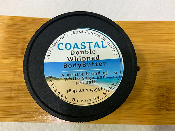 Coastal, LARGE  Body Butter