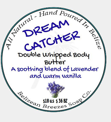 Body Butter-Dream Catcher-Large
