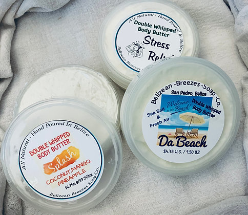 3-Pack Body Butters
