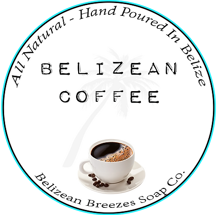 Belizean Coffee BODY SOAP BAR