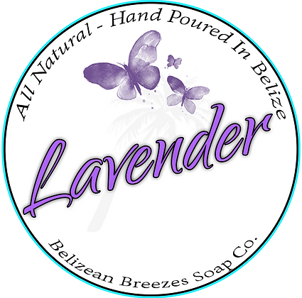 Lavender-BODY SOAP BAR