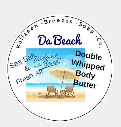 Da Beach Double Whipped Body Butter