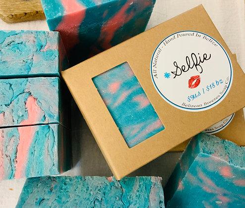 SELFIE- bar soap