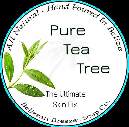 Tea Tree-Large Bar- BODY SOAP BAR