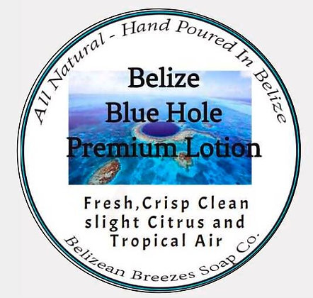 """""""Blue Hole"""" Premium, Double Whipped Body Lotion"""