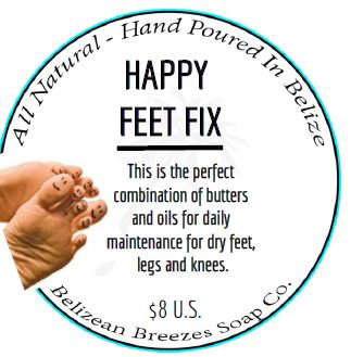 Happy Feet Foot Balm