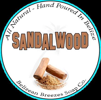Sandalwood-Large Bar