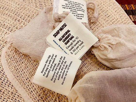 SOAP NUTS! LAUNDRY & DISH SOAP NATURALLY!