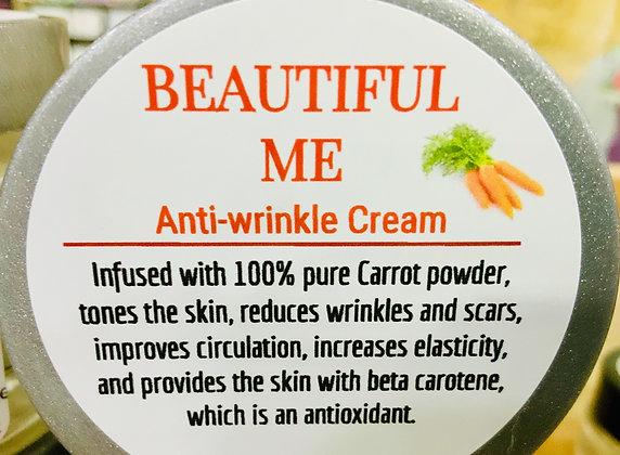 Beautiful Me- Anti wrinkle cream