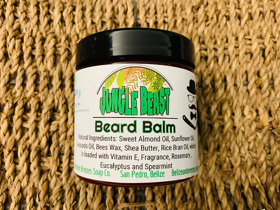 Jungle Beast  Premium Beard BALM
