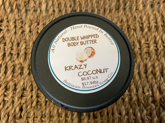 Krazy Coconut Whipped Body Butter