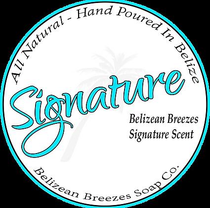 Belizean Breezes-Signature Scent-Large Bar