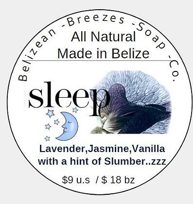 SLEEP- Soap Bar