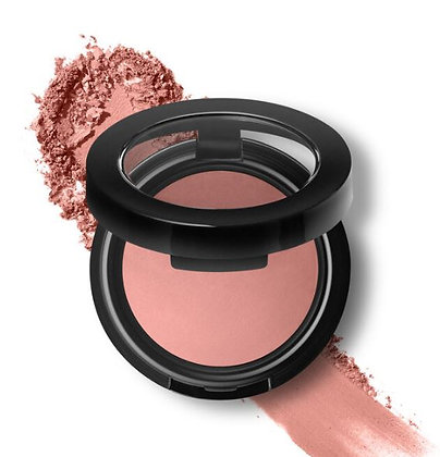 Baked Powder Mineral Based Blush; HIBISCUS